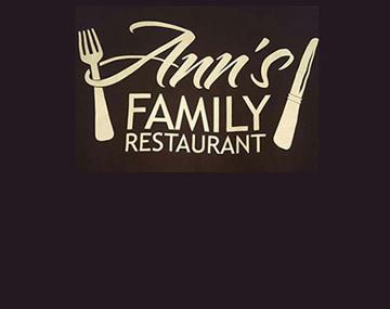 Anns Family Restaurant
