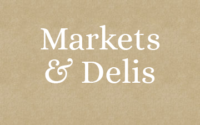 markets and delis