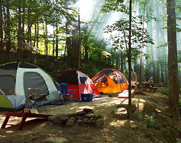 Crabtree Falls Campground Visit Nelson County