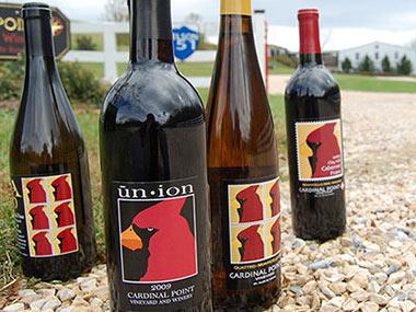 Cardinal-Point-Winery
