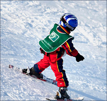 Kids activities at Wintergreen Resort