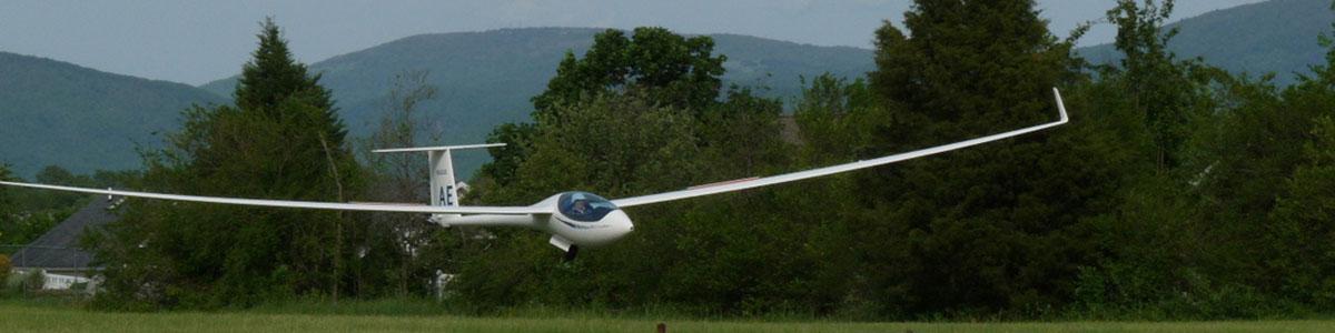 soaring in Nelson County