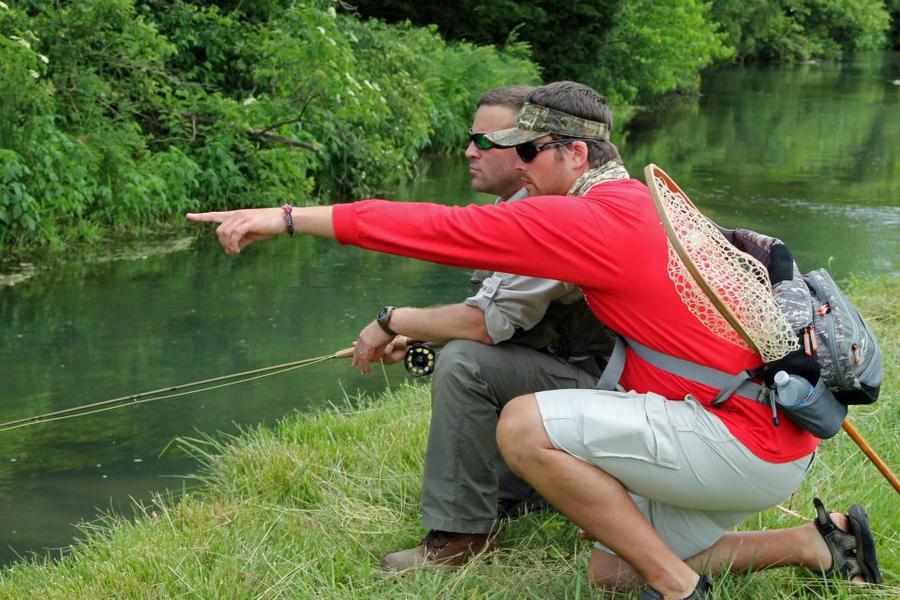 Mossy Creek Fly Fishing